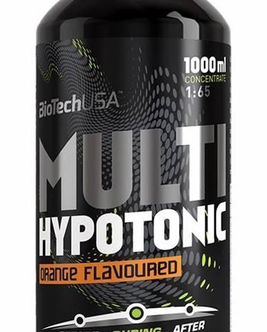 Multi Hypotonic 1:65 - Biotech USA 1000 ml. Ananás