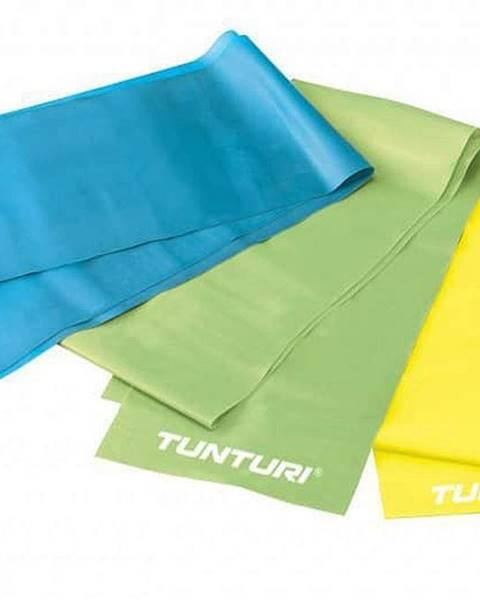 Tunturi Guma na cvičení Aerobic Band TUNTURI zelená střední