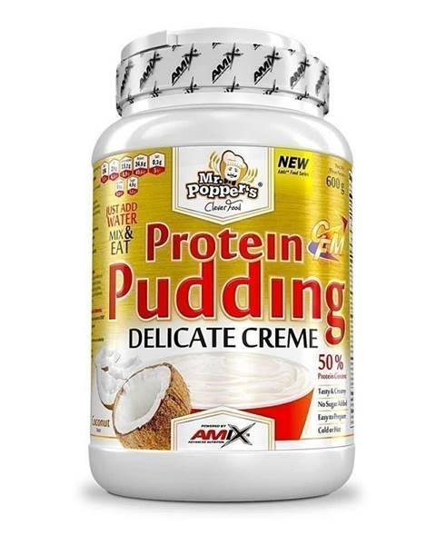 Amix Nutrition Amix Protein Pudding Creme - VÝPRODEJ Příchuť: Double Chocolate, Balení(g): 600g