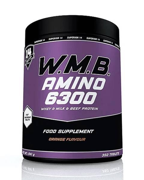 Superior 14 Superior 14 W.M.B. Amino 6300 Hmotnost: 350 tablet