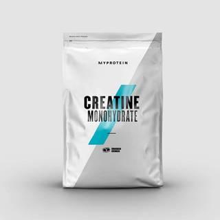 MyProtein Creatine Monohydrate Hmotnost: 1000g