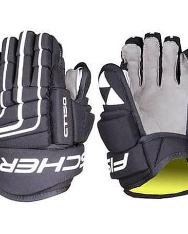 """CT150 Yth hokejové rukavice černá-bílá Délka: 8"""""""