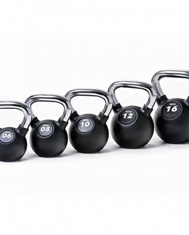 Kettlebell SEDCO RUBBER-CHROM PROFI - 6 kg