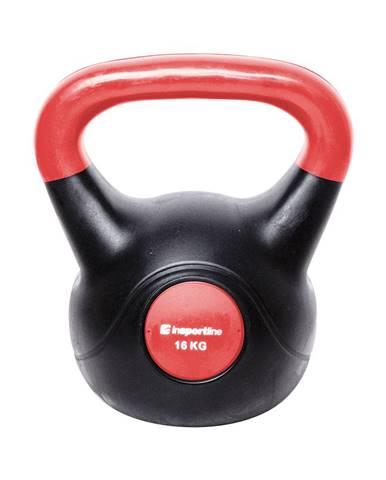 Činka inSPORTline Vin-Bell Dark 16 kg