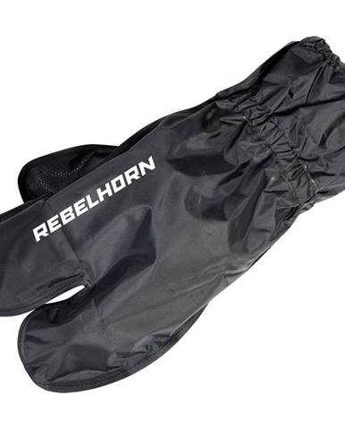 Rukavice proti dažďu Rebelhorn Bolt čierna - S