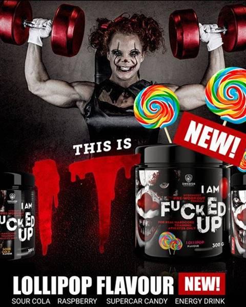 Swedish Supplements Fucked Up Joker - Swedish Supplements 300 g Angry Pineapple