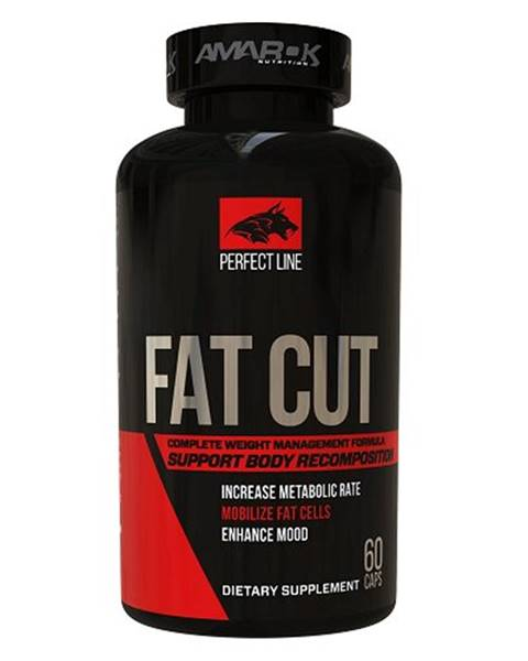 Amarok Nutrition Perfect Line Fat Cut - Amarok Nutrition 60 kaps.