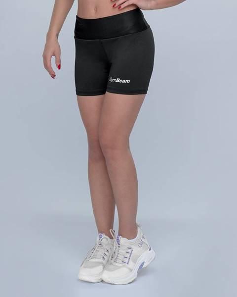 GymBeam GymBeam Dámske fitness šortky Fly-By black  M