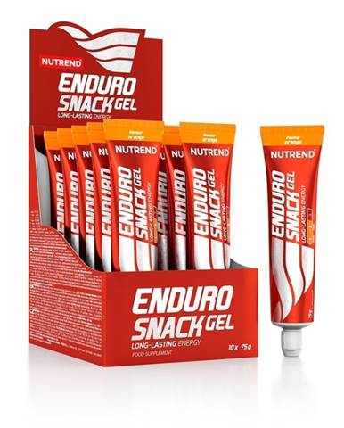 Nutrend Endurosnack Gel 75 g pomaranč