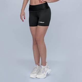GymBeam Dámske fitness šortky Fly-By black  M