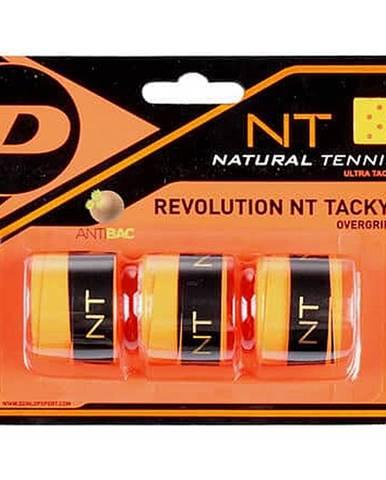 Revolution NT Tacky overgrip omotávka oranžová Balení: 3 ks