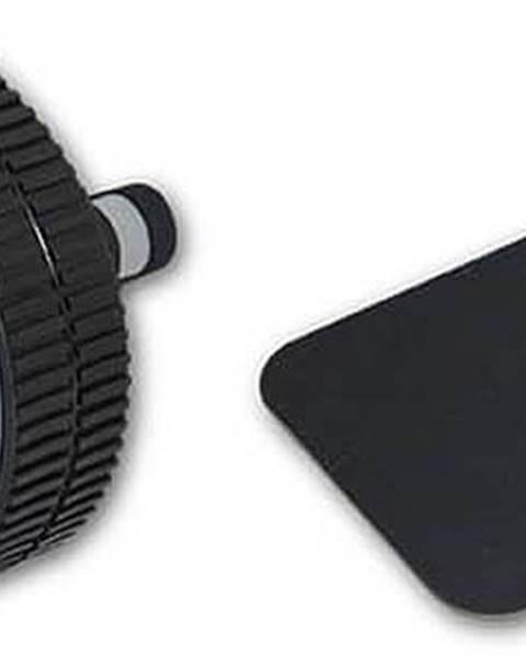 Tunturi Posilňovacie koliesko s molitanovými rukoväťami a podložkou pod kolená