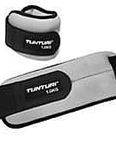 Tunturi Závaží na zápěstí / kotník TUNTURI Soft 2 x 1 kg