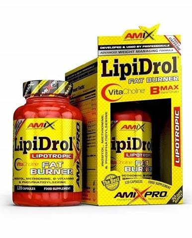 Amix LipiDrol Fat Burner Balení: 120cps