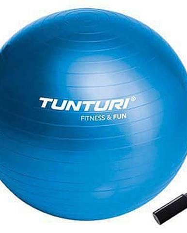 Gymnastický míč TUNTURI 75 cm modrý