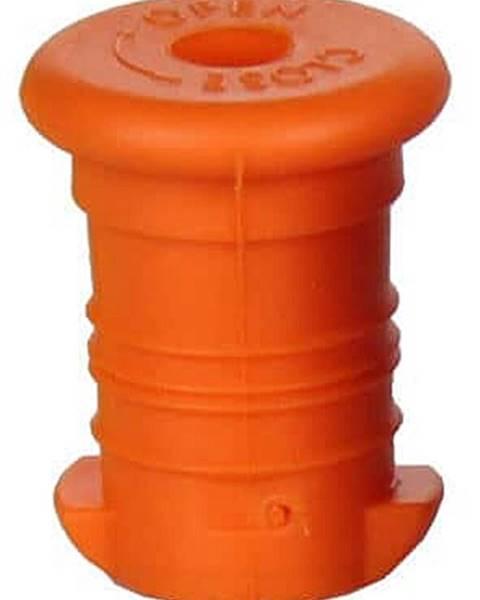 R & B Náhradní zátka zdravá láhev oranžová