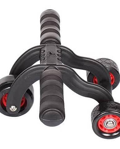 AB Roller 3W posilovací kolečko černá