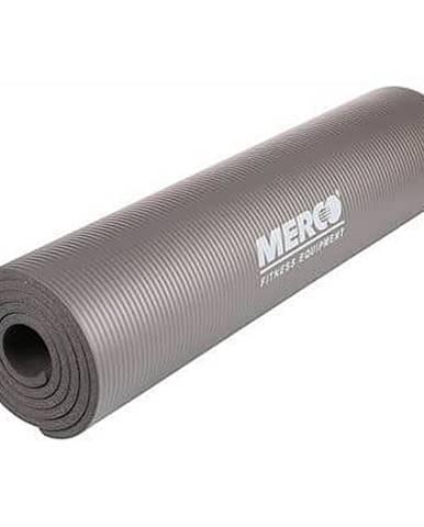 Yoga NBR 10 Mat podložka na cvičení šedá