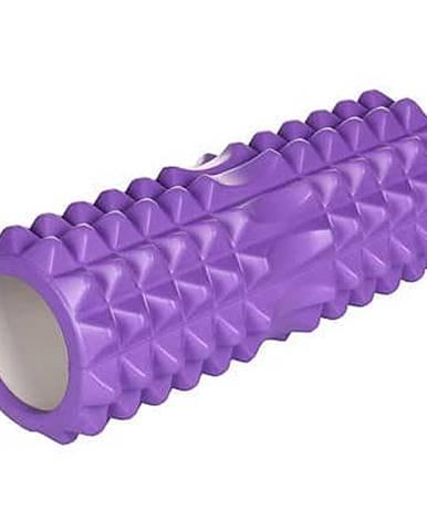 Yoga Roller F2 jóga válec fialová