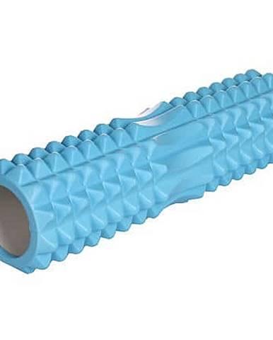 Yoga Roller F4 jóga válec modrá