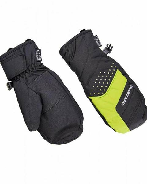 Blizzard Lyžařské rukavice Blizzard Mitten Junior - 5
