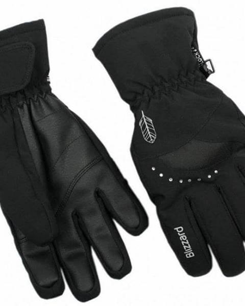 Blizzard Lyžařské rukavice BLIZZARD VIVA DAVOS, BLACK - 8