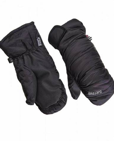 Lyžařské rukavice Blizzard BLIZZARD VIVA MITTEN, BLACK - 7
