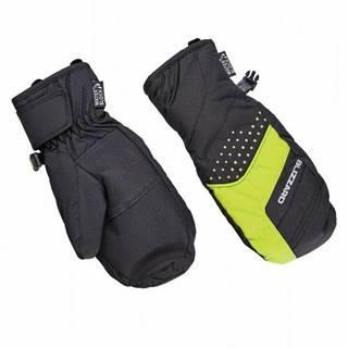Lyžařské rukavice Blizzard Mitten Junior - 5
