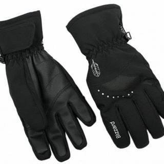 Lyžařské rukavice BLIZZARD VIVA DAVOS, BLACK - 8