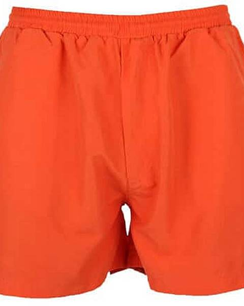 Merco SH-5 pánské šortky oranžová Velikost oblečení: M