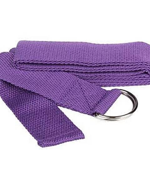 Merco Yoga Strap pás na jógu fialová