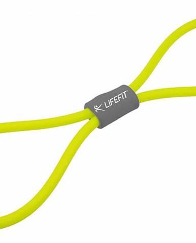 Gumový posilovač LIFEFIT EXPANDER OSMA S2, světle zelený