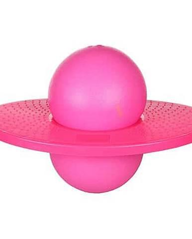 Jump Ball skákací míč růžová