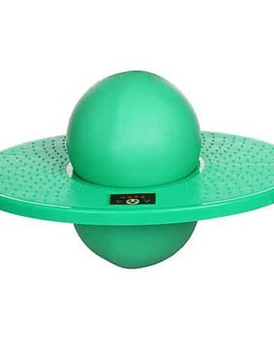 Jump Ball skákací míč zelená