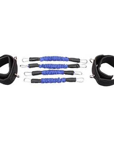 Leg Trainer Set odporové gumy sada modrá