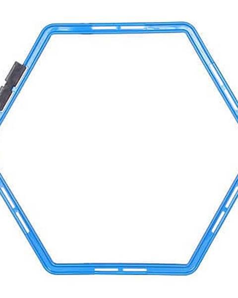 Merco Agility Hex proskakovací šestiúhelník modrá