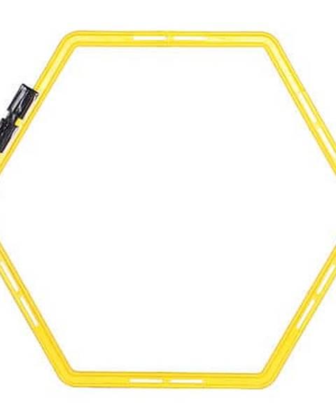 Merco Agility Hex proskakovací šestiúhelník žlutá