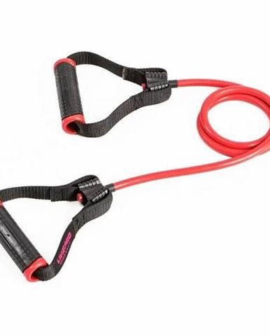 Odporová posilovací guma/expander LivePro LP8405 - Červená