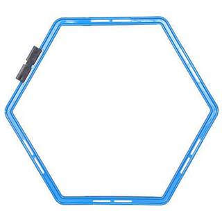 Agility Hex proskakovací šestiúhelník modrá