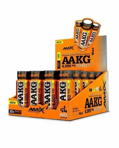 Amix AAKG 4000mg Shot Příchuť: Lime, Balení (ml): 60ml