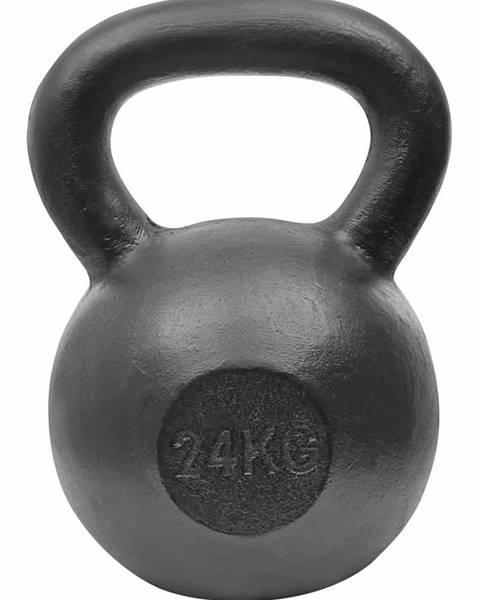 Lifefit Činka Kettlebell Steell LIIFEFIT 24kg