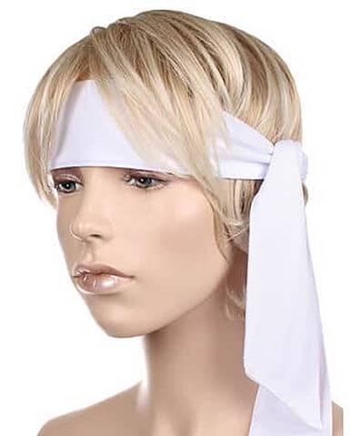 Extra Dry sportovní čelenka bílá