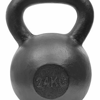 Činka Kettlebell Steell LIIFEFIT 24kg