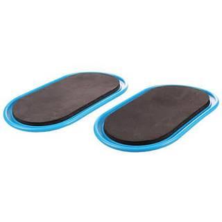 Ellipse Discs klouzavé disky modrá