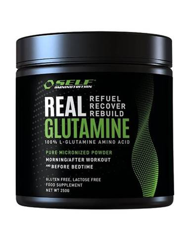 Real Glutamine od Self OmniNutrition 250 g