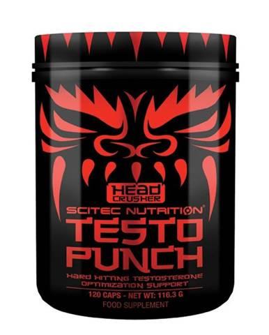 Testo Punch od Scitec Nutrition 120 kaps.