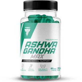 Ashwagandha MAX - Trec Nutrition 60 kaps.