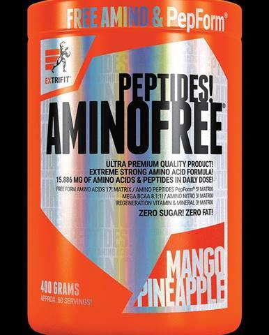 Extrifit Aminofree Peptides 400 g mango - pineapple