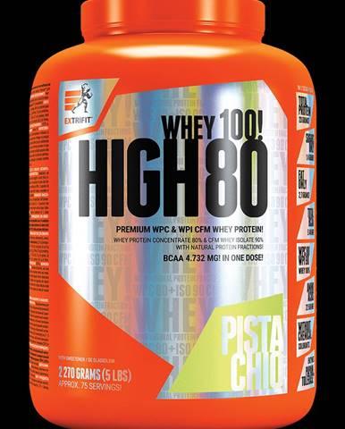 Extrifit High Whey 80 1000 g pistachio