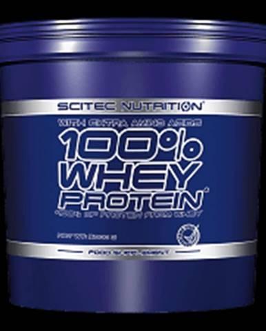 Scitec Nutrition 100% Whey Protein 5000 g vanilla